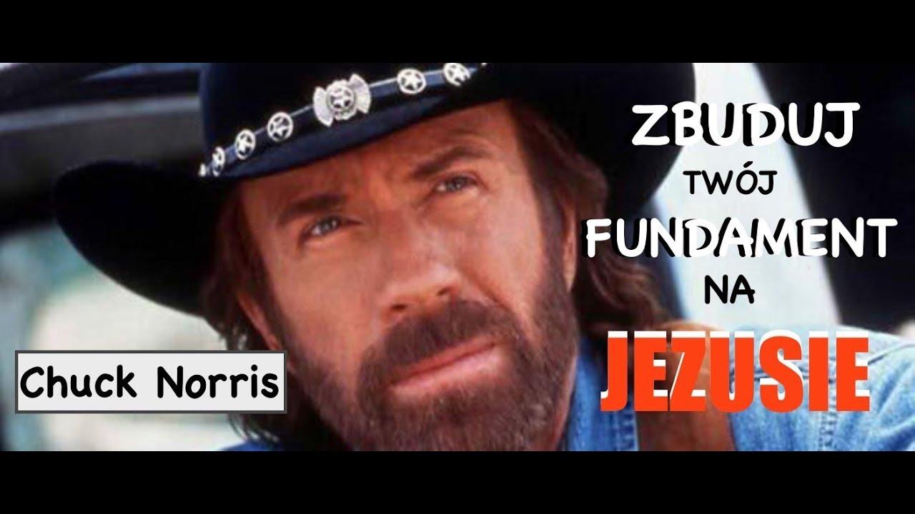 Chuck Norris, Zbuduj swój fundament na Jezusie