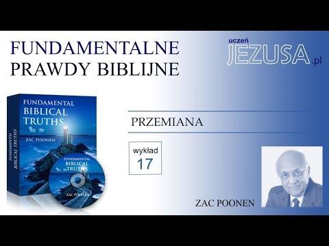Zac Poonen, Przemiana