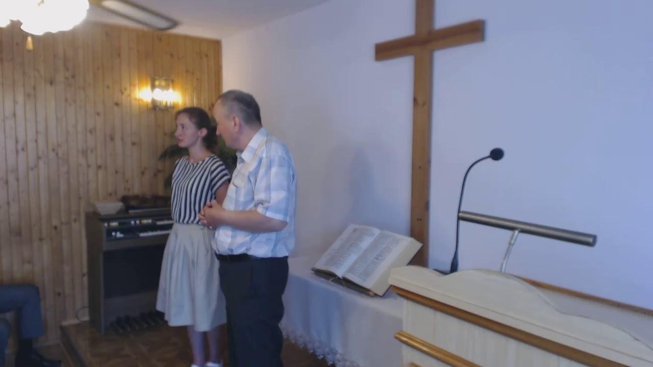 Wołodia Szlachuta, 2019-07-28, Pokój z Bogiem