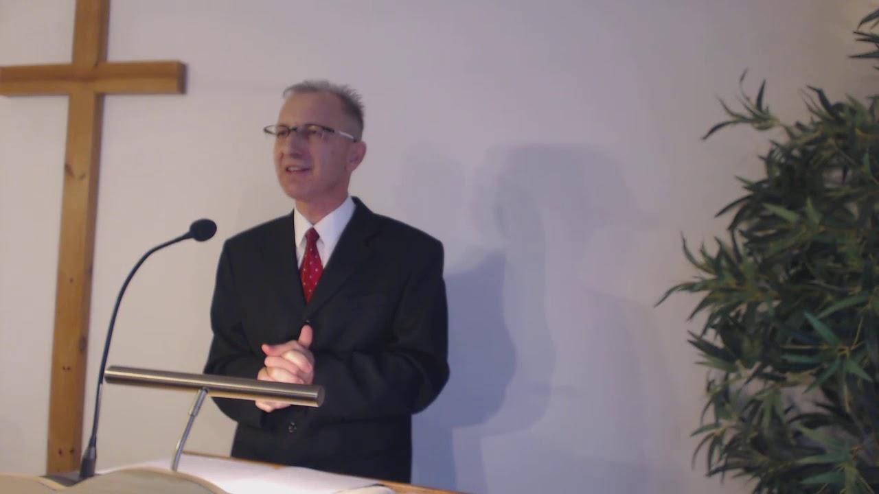 Zbigniew Baranowski, 2019-11-03, Przyjście Jezusa