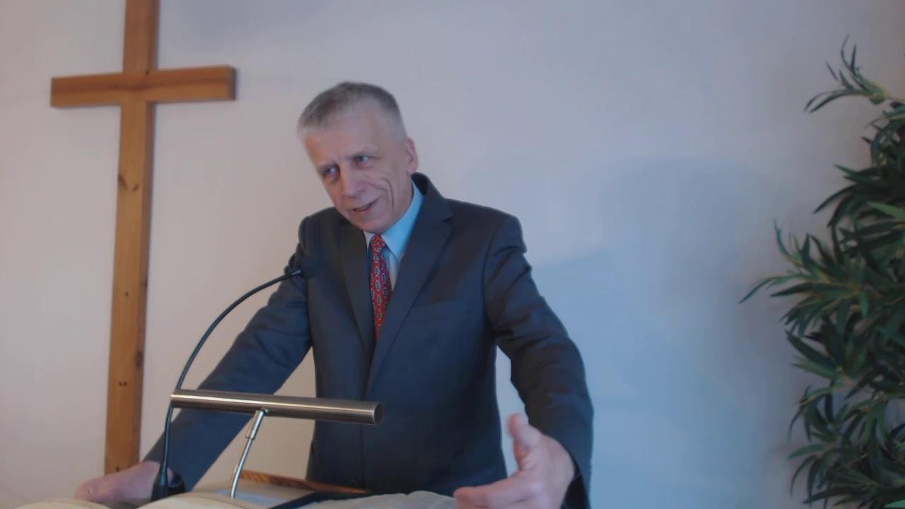 Zbigniew Krystoń, 2020-01-12, Potrzeba wiary