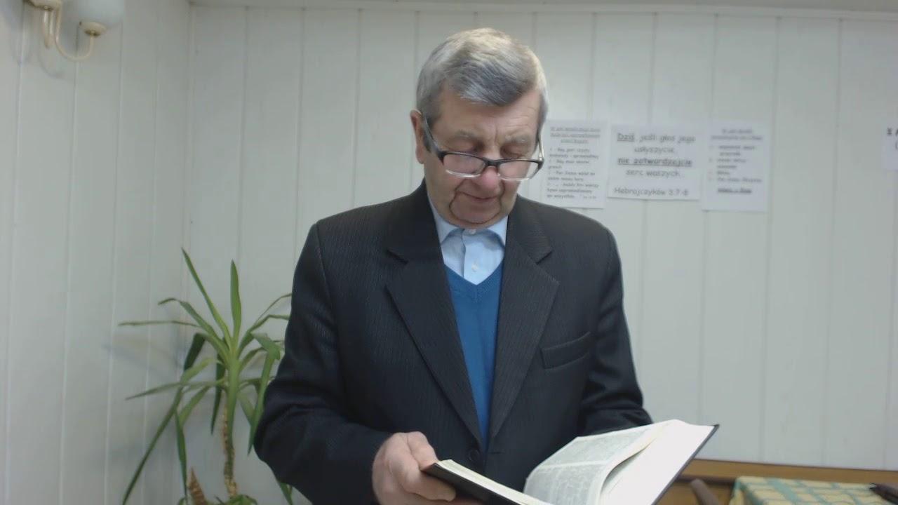 Jan Dąbek, 2018-02-21, Tylko Jezus