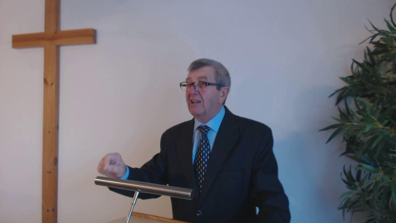 Jan Dąbek, 2018-11-25, Trwanie w Chrystusie