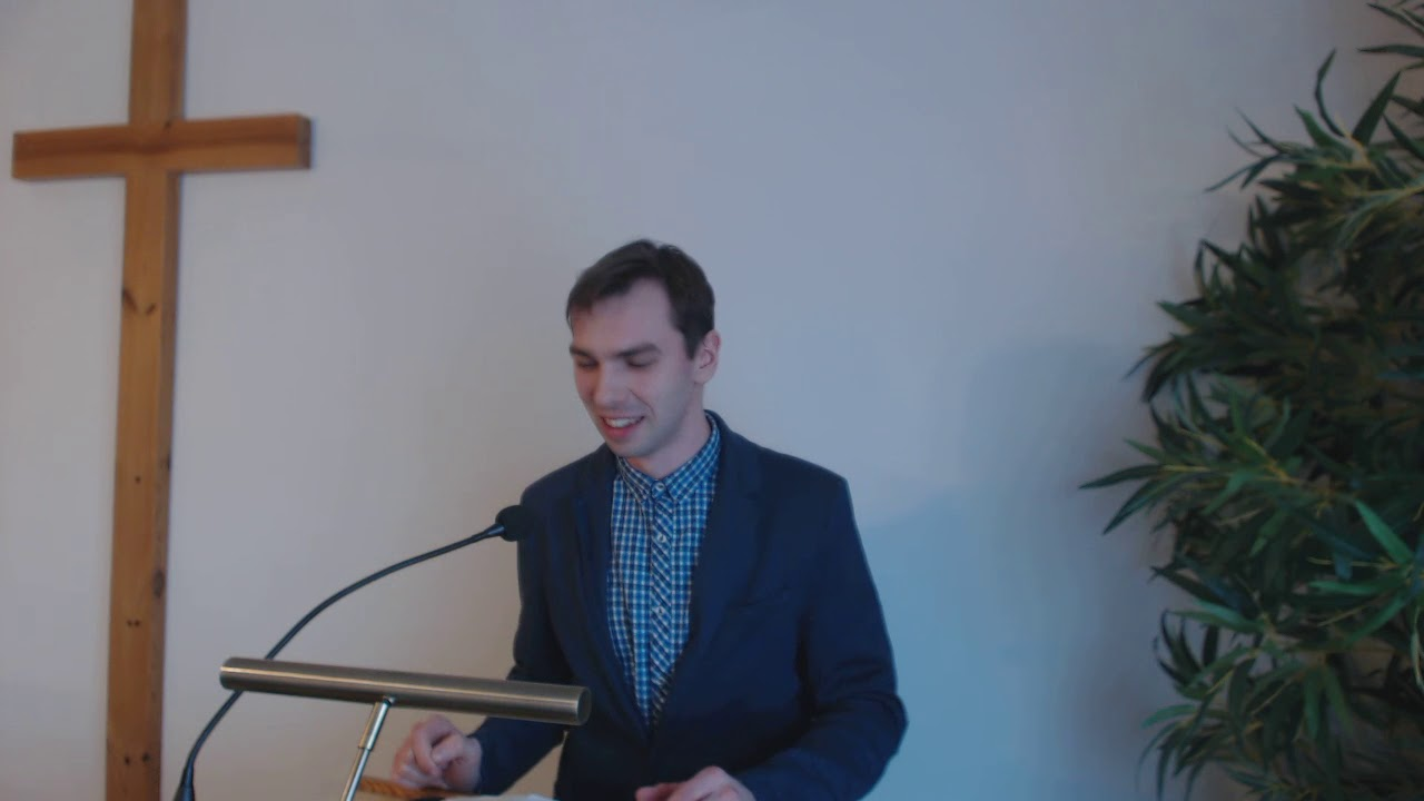 Świadectwo Radka, 2019-03-24