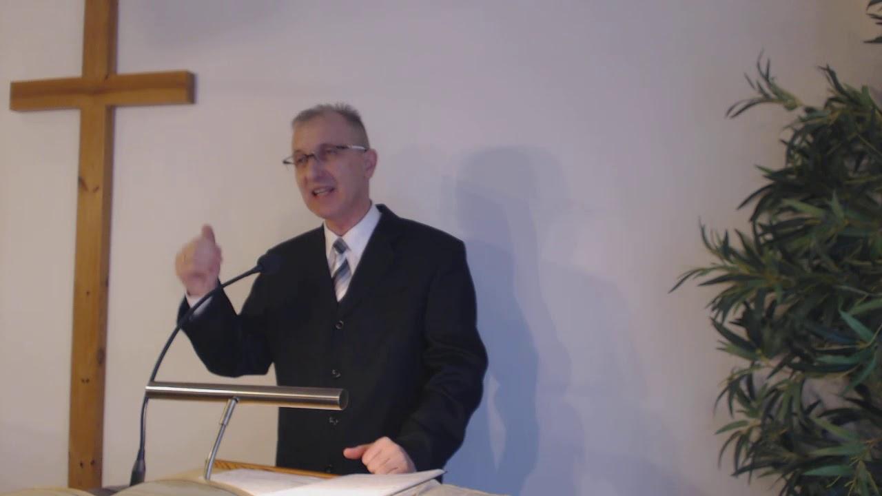 Zbigniew Baranowski, 2020-01-19, Wytrwałość Pawła
