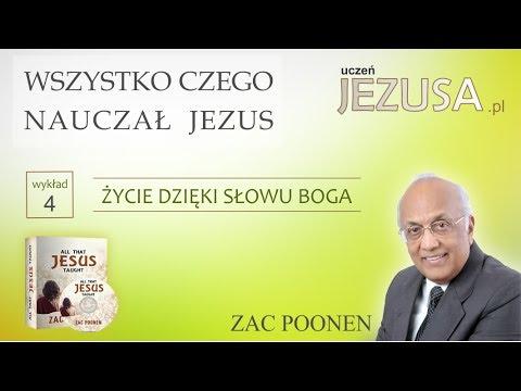 Zac Poonen, Życie dzięki Słowu Boga